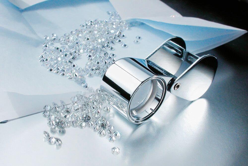 Diamanten als Wertsicherung