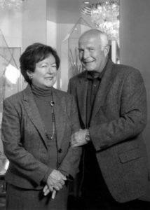 Christl und Richard Winnebeck