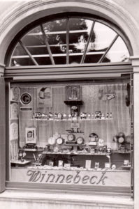 Winnebeck Historie: Schaufenster