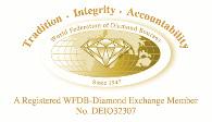 diamant siegel gold